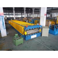 10 Tons Concrete Roof Tile Making Machine for Wall Board 15m/min