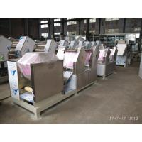 Quality Advanced Technology Noodles Processing Machine Stainless Steel Material wholesale