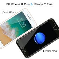 Quality Bubble Free iPhone Tempered Glass Screen Protector 99% Transparency OEM wholesale
