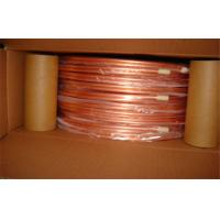 Buy cheap C1100 C1220 Air Conditioning Copper Pipe Light Weight With Drilling from wholesalers