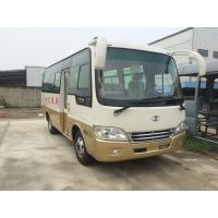 Quality Advanced New Colour Coaster Minibus County Japanese Rural Type SGS / ISO Certificated wholesale