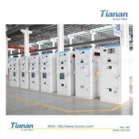 Quality 40.5KV 1250A XGNseries SF6 Insulated Metal - clad Switchgear With IP67 wholesale