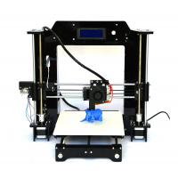 Quality Reprap Prusa i3 3d printer 3 dimensional Printer for Crafts Modeling wholesale