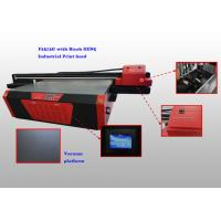 Quality Ricoh Gen5 Digital Wide Format Leather Printer For Leather Bags 2500mm x 1300mm wholesale