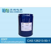 Quality 99.9% purity Electronic Grade Chemicals EDOT / EDT CAS 126213-50-1  near colorless to pale yellow liquid wholesale
