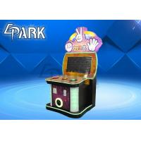 Buy cheap Rock - Paper - Scissors Amusement Game Machines For Arcade / Prize Vending from wholesalers