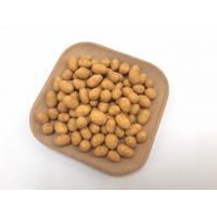 Quality Chilli Flavor Tasty Full Nutrition Cirspy Coated Peanut Snack OEM With ISO wholesale