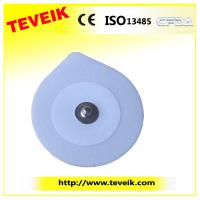 Adult Multi - Purpose Disposable ECG Electrode Plate For All ECG Monitors