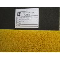 Buy cheap Flame Retardant Polyurethane Oil And Water Filter Foam Customized from wholesalers