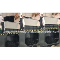 Quality Scrap Plastic Pallet Shredding Equipment Hydraulic Drive Customized Capacity wholesale