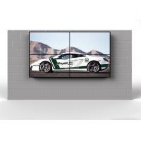 Buy cheap Exhibition display 4k video wall 42 inch 350nits Brightness 10mm Bezel width from wholesalers