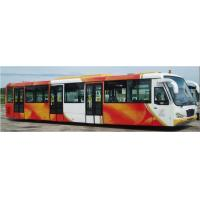 Quality Professional 51 Passenger Narrow Body Airport Apron Bus 10600mm×2700mm×3170mm wholesale