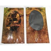 Quality Classic personalization Anti corrosive Plastic Cigar Bags with slider ziplock wholesale