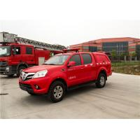 Quality Total Power 1000W Fire Command Car IVECO With NJ6606DA6 Chassis Model wholesale