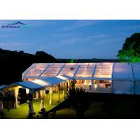 Buy cheap Commercial Pavilion Party Event Marquee Tent 3x6m White UV Resistance from wholesalers