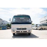 Quality Road Sightseeing High Roof Coaster Minibus Environmental Low Fuel Consumption wholesale