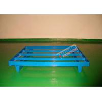 Quality Welded steel pallet for logistics centers, e shops, plants, distribution centers wholesale