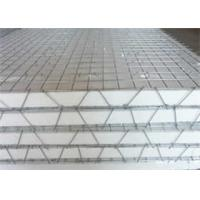 Cheap High Tensile Strength 3D Welded Galvanized Wire Mesh Panels For Construction for sale