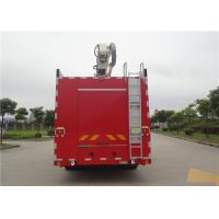 Quality Stroboscope Lamp Water Tower Fire Truck Foam Proportioner 6% Tanker Fire Truck wholesale