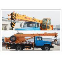Buy cheap 11400kg Whole Weight Electric Truck Bed Crane 101kw With 4050mm Axle Base from wholesalers