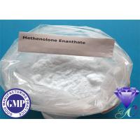 Quality CAS 303-42-4 Raw Steroid Powders Anabolic steroid Methenolone Enanthate wholesale