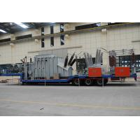 Quality 132kv Prefabricated Mobile Transformer Substation Vehicle Mounted semi-trailer wholesale
