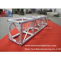 LED Screen Aluminum Dj Truss / Stage Truss Alloy Aluminum 6082-T6 Solid Structure