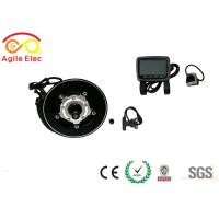 Anti - Corrosion Mid Motor Kit E Bike Accessories With Aluminum Alloy Crank