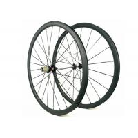 Quality Bicycle Wheelset Carbon 30MM Wheel Novatec 271 372 Hub Front 2 Rear 4 Bearing wholesale