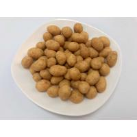 Quality Retailer packing bag Chilli coated peanuts  natural health products OEM service wholesale