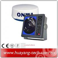 10.4 Inch Color LCD Display 36nm Marine Radar