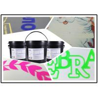 Quality Snow Pile Effect Water Based Ink For Screen Printing High Performance wholesale