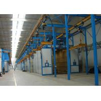 Buy cheap Abrasive Recycling Large Sandblasting Cabinet Automatic Surface Prepare SA2.5 from wholesalers