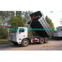 Quality Sinotruk HOWO 6x4 Heavy Duty Dump Truck with Manual Transmission for sale wholesale
