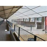 Quality High Strength Welded Wire Mesh Fence , Separation Fence For Workshops / Warehouse wholesale