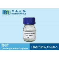 Quality 99.9% purity Patented product  EDOT / EDT CAS 126213-50-1 1.34g/cm3 Density wholesale