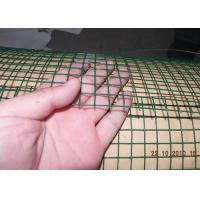 Quality Dark Green  Welded Wire Mesh Electro Galvanized Steel Grid Surface Passivation Construction wholesale