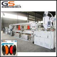 Quality 1.75mm 3.0mm 3D Printer Filament Extruder Machine With 1 Year Warranty wholesale