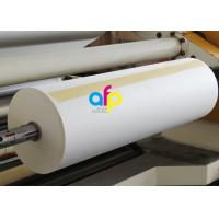 Quality 23 Micron Dry Thermal Matt Lamination Roll EVA Glue Coating Eco Friendly wholesale