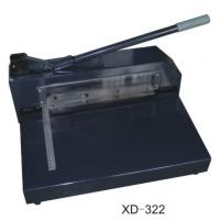 Quality Manual Paper Cutting Machine , Electric Heavy Duty Paper Cutter  XD-322 wholesale