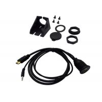 Buy cheap 6 Feet 2 M Car Audio Cable USB HDMI Extension Mount ABS And PVC Material from wholesalers