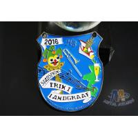 Promotional Custom Design Medals Funny Childrens Medals Black Nickel Plating