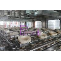 Buy cheap PLC Control Liquid Filling Machines With Stainless Steel Gallon Holder from wholesalers
