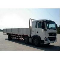 SINOTRUK HOWO Cargo Truck 25 Tons 6X2 LHD Euro2 290HP for Logistics ZZ1257M56C7C1A