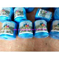 Quality High Breaking Strength Tomato Plastic Baler Twine Colorful 1mm - 5mm Diameter wholesale