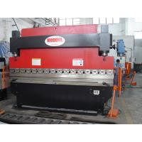Carbon Steel Metal Frame 200 Ton Hydraulic Press Brake Machine With 47 Years Making History