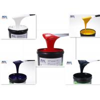Buy cheap Strong Tensile Properties UV LED Water Transfer Ink For Ceramics , Sport Equipment from wholesalers