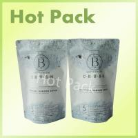 Buy cheap Ziplock Laminated Matte Ceaecoal Garden Detox Zipper Stand Up pouches from wholesalers