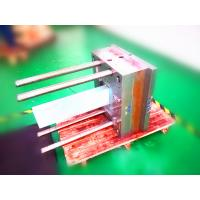 Quality Wear Resistance Plastic Molding Tools Hot Runner For Solar System Energy Battery Shell wholesale