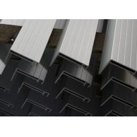 Quality Nautral Aluminum Solar Panel Frame 6063-T5 With Oxidized  / Anodizing wholesale